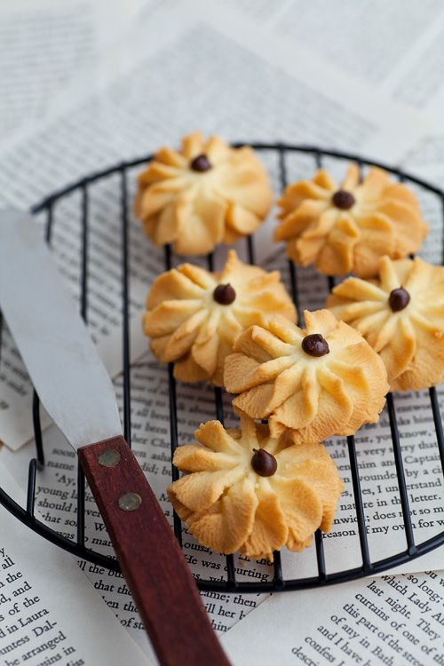 butter cookies for Chinese New Year