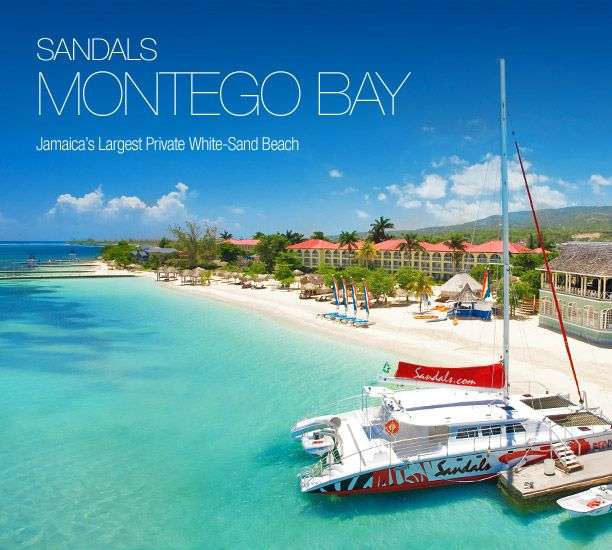 Sandals Montego Bay - Montego Bay, Jamaica