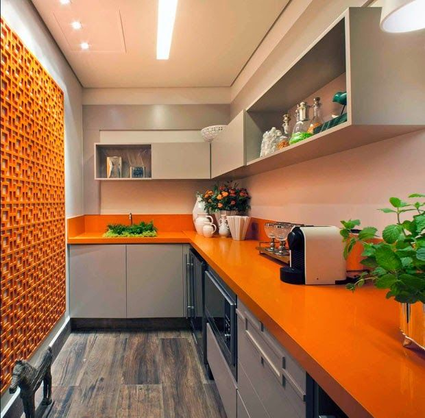 Kitchen Design Orange 492 best casa & decoração orange images on pinterest   colors