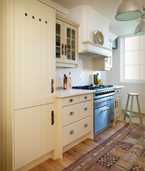 A Classic Look With Stainless Steel 900 Deluxe In John Lewis Of  Hungerfordu0027s Artisan Kitchen