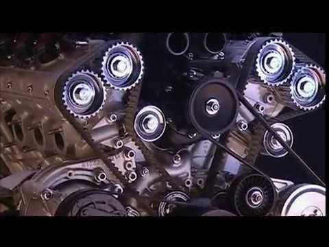 Ferrari V12 Engine Assembly. From start to finish, one technician is responsible for the assembly........ For more automotive news: http://www.automotivetv....