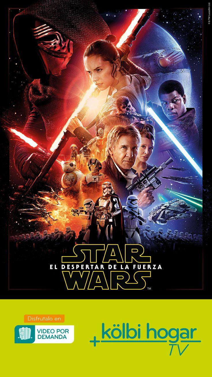 Sabemos que te gustan las películas de Star Wars, por eso dentro de la programación de Televisión por Demanda (VOD) de kölbi Hogar TV podés ver los episodios de esta saga en el horario que querás y en la comodidad de tu casa. Consultá cómo en http://www.kolbi.cr/wps/portal/kolbi_TVdigital_planbasico  #kölbicr #starwarsday #starwars