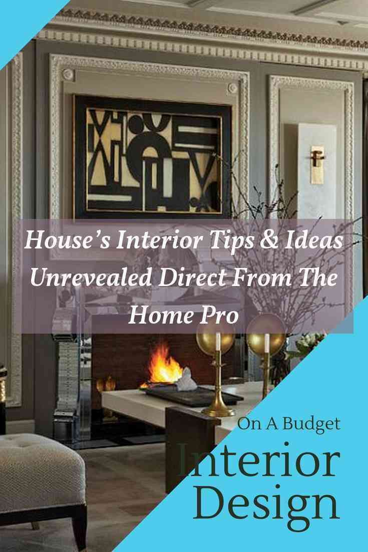 Handy Interior Design Tips That Will Enhances Your Home