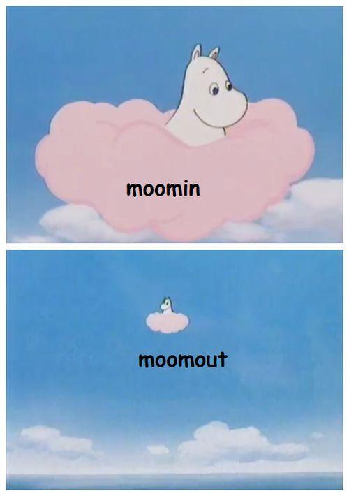Moomin Moomout