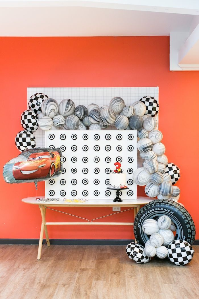 Cars 3 Birthday Party On Karas Ideas