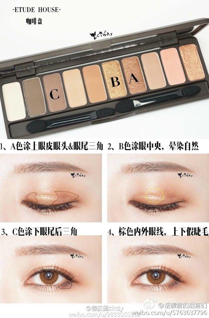 Best 25+ Korean Makeup Tutorials Ideas On Pinterest