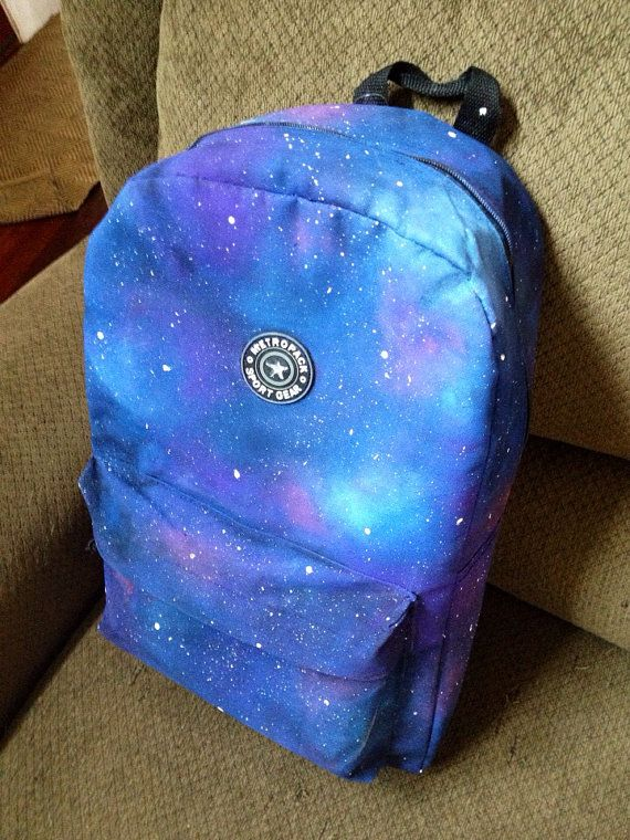 Galaxy Backpack by SewComfortable on Etsy, $37.00