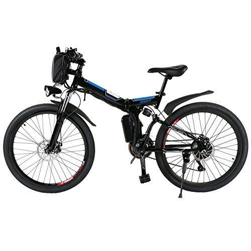 Electric Mountain Bike Folding Electric Bike with Lithium-Ion Battery (36V) Premium Full Suspension and Shimano Gear Review https://mountainbikeusa.co/electric-mountain-bike-folding-electric-bike-with-lithium-ion-battery-36v-premium-full-suspension-and-shimano-gear-review/