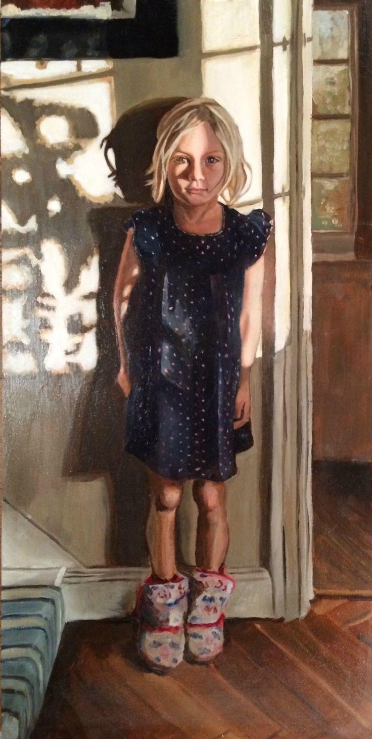 Gayle Fernau, portrait and landscape artist