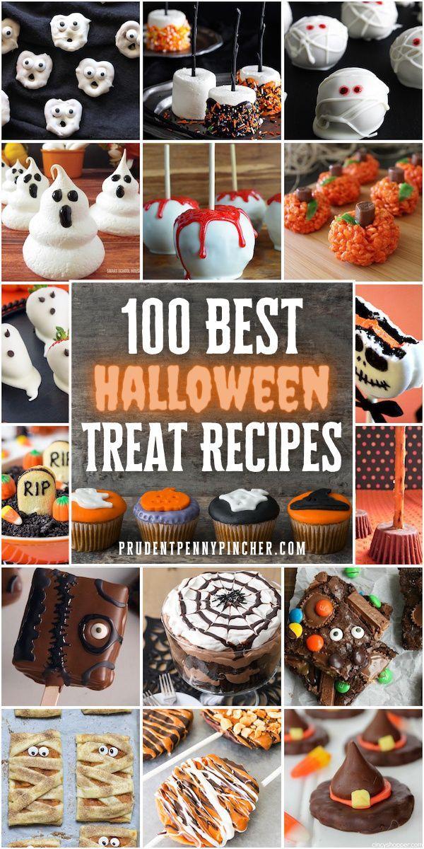 Halloween 2020 Treats 100 Best Halloween Treats in 2020 | Fun halloween treats