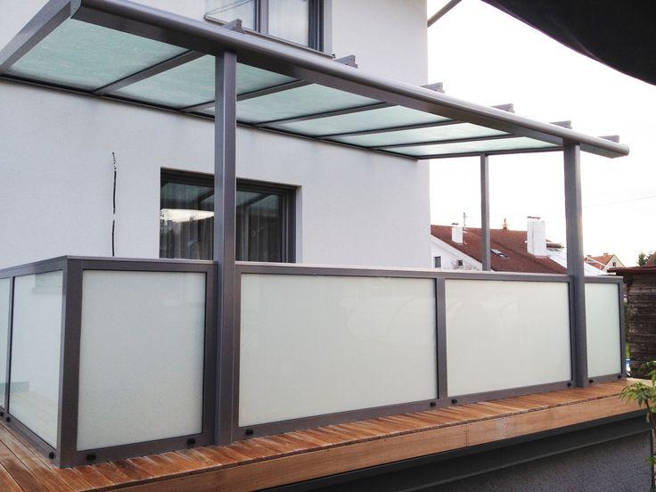 7 best terrasse images on Pinterest Decks, Backyard patio and - terrassen gelander design