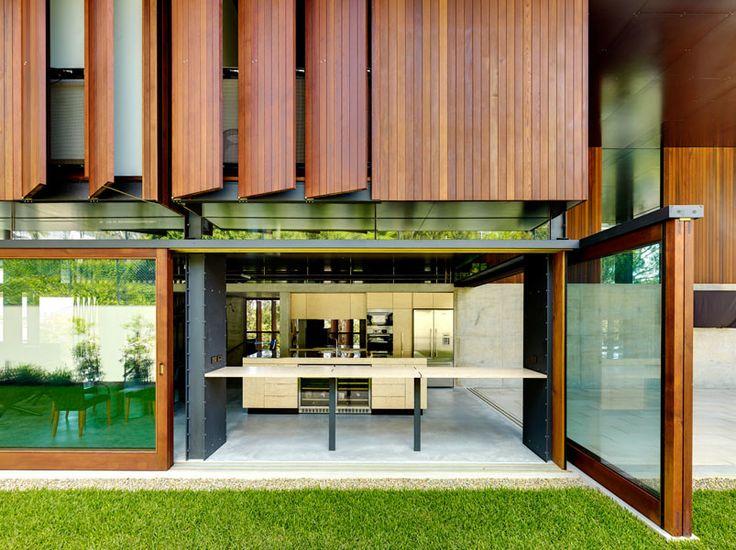 land house
