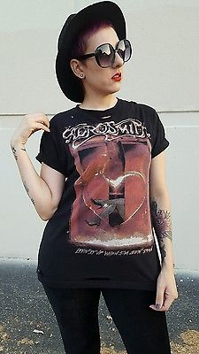 Aerosmith t shirt