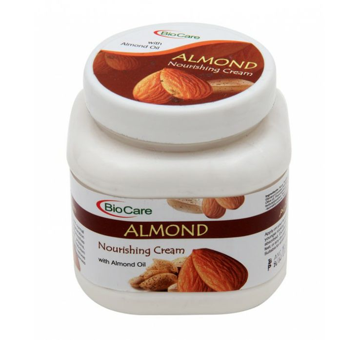 Biocare Almond Body Cream