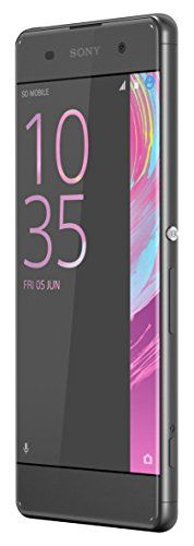"""The Xperia XA has the latest #Sony design and technology at an affordable price. The 5"""" borderless display gives you less bezel and more view. Sony's Exmor RS 13..."""