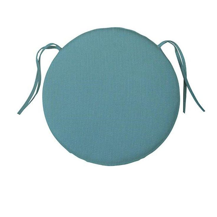 Home Decorators Collection Sunbrella Aruba Round Outdoor Seat Cushion