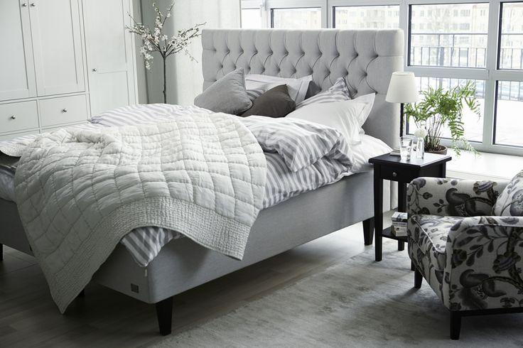 Sänggavel Taylor 160x135 Standard - Englesson - Dennys Home