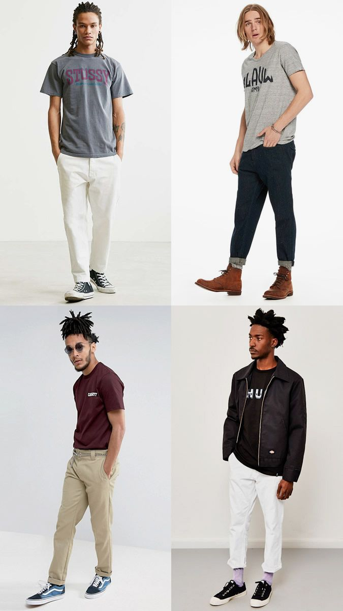 7 Modern T Shirt Styles You Should Consider This Season White