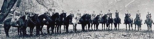 Frontier Nursing Service....the Horseback Midwives of Appalachia