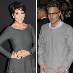 Is Kris Jenner dating Jason Trawick?