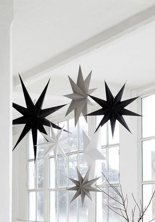 HEIMELIG shop [blog] super sized stars by House Doctor DK available on www.heimelig-shop.com