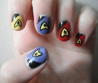 PinkRobott: Geek Nails