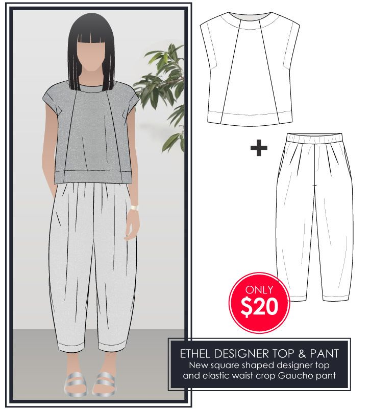 June's Designer Outfit at Style Arc