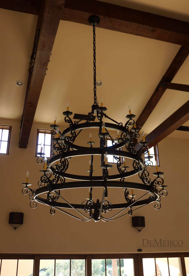 120 best gothic revival chandeliers images on pinterest for Spanish revival lighting fixtures