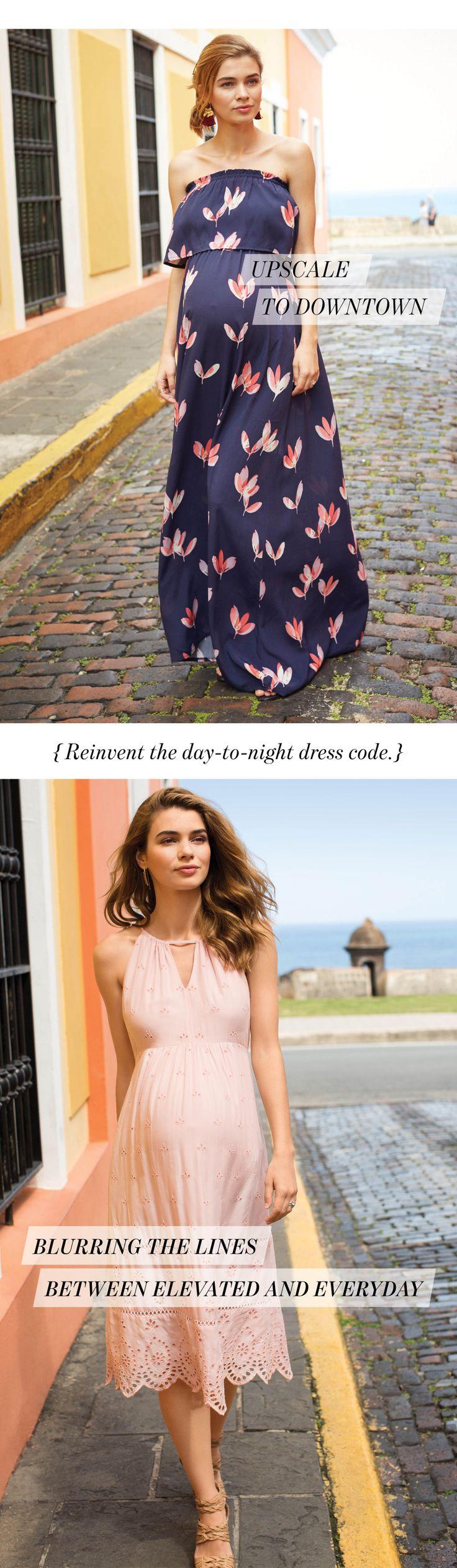 Maternity Fashion-Summer Mailer// June Edit