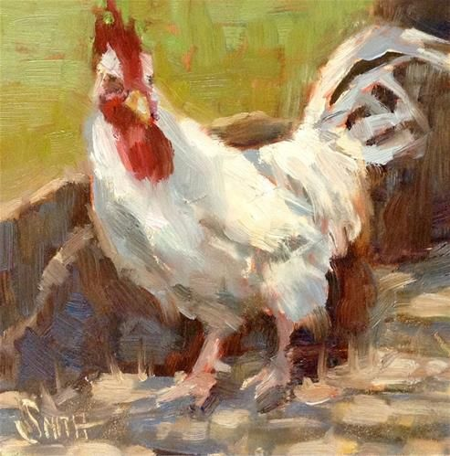 """""""Rock N Rooster"""" - Barbie Smith"""