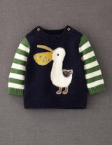 fun & funny...a sweater my boy would ASK to wear!