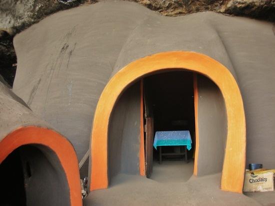 The Mud Houses, Maseru, Lesotho