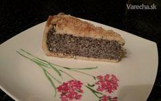 Nemecká makovo-tvarohová torta