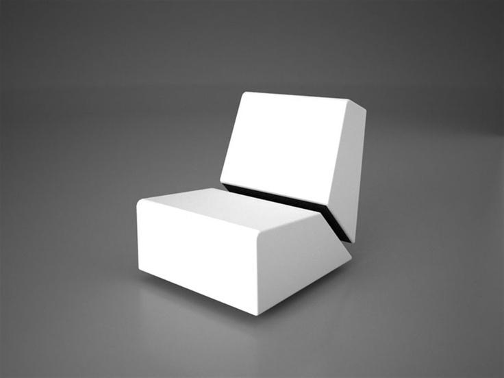 480 best minimal design images on pinterest chairs for Art minimal pompidou