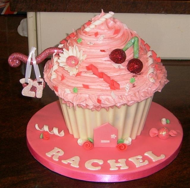 Cake Decorating Classes Dorset : 1000+ images about Giant cupcake ideas on Pinterest ...