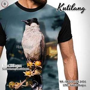 Grosir Kaos Burung, Kaos BURUNG MURAH, Kaos KUTILANG, Kicau Mania, Grosir Kaos Murah, https://instagram.com/kaosgrosir.3d, WA : 08222 128 3456, LINE : kaos3dbagus