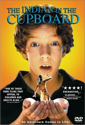 One of my faborite movies of all time. The Indian in the Cupboard - Rotten Tomatoes