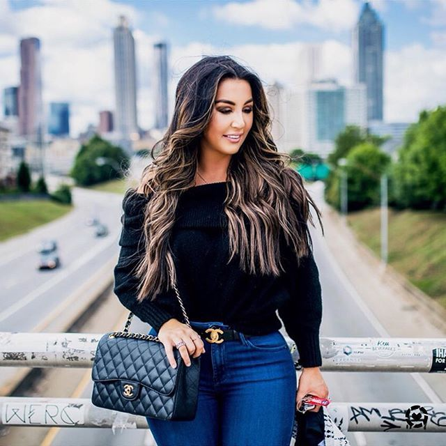 21 trendy curvy fall outfits from Instagram to inspire