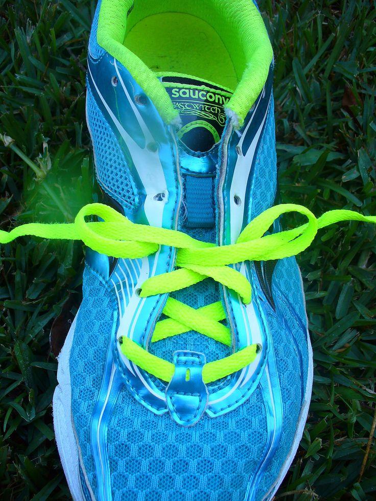 Running Shoe Lacing Techniques