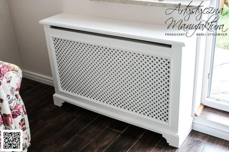 osłona grzejnika stylowa, stylish heater cover/radiator cover