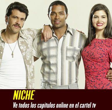 Niche Ve todos los capitulos en elcarteltv.com www.elcarteltv.com
