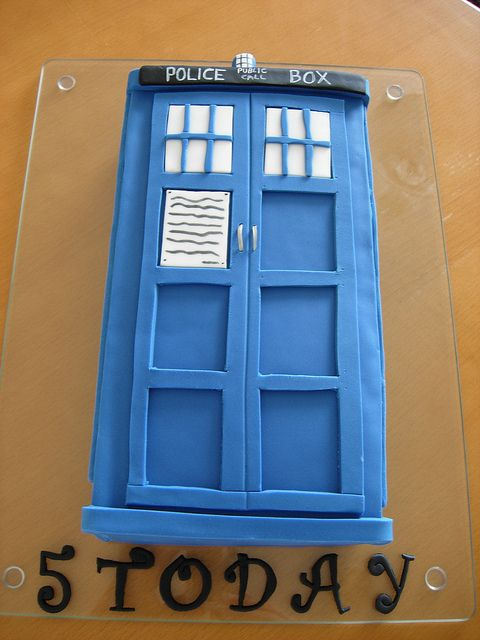 doctor who cake | Doctor Who Cake | Flickr - Photo Sharing!