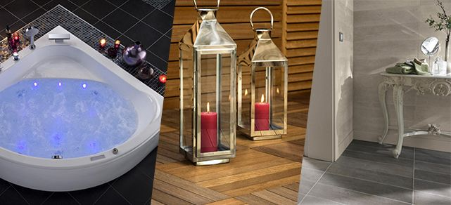 Pour un intérieur accueillant même en hiver, pensez à la lumière ! Les miroirs offrent de la profondeur, de l'espace et de la lumière ! Il fera aussi refléter toutes vos installations de guirlandes et bougies.