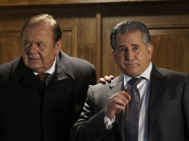 Actor Paul Sorvino won over by role of Nicolo Rizzuto script for Montreal Mafia series