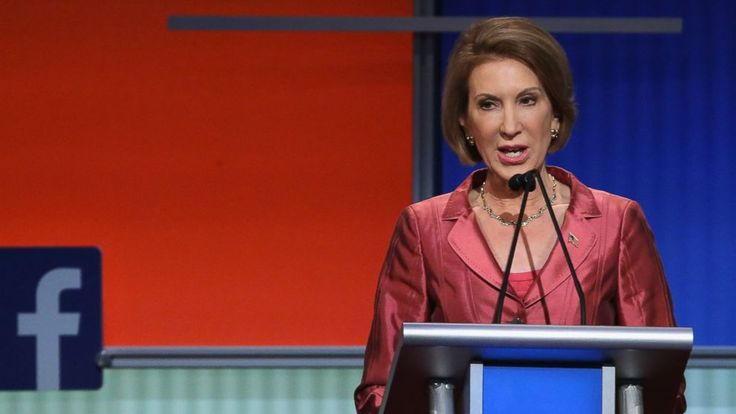 """#TRUMP2016 - Let's hope they were not """"used"""" - Planned Parenthood Protesters Throw Condoms at Carly Fiorina Supporters - ABC News"""