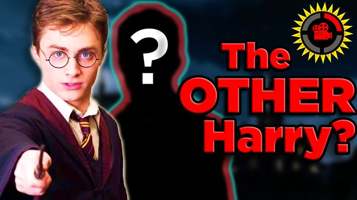 Film Theory:  Harry Potter ISN'T The Chosen One?... nothing really new here, but worth a watch. Love these.