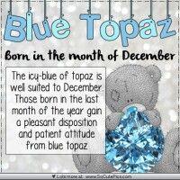 Blue topaz-Dec