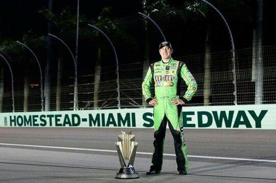 2015 Champion Kyle Busch