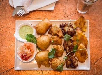 La Creole Haitian food