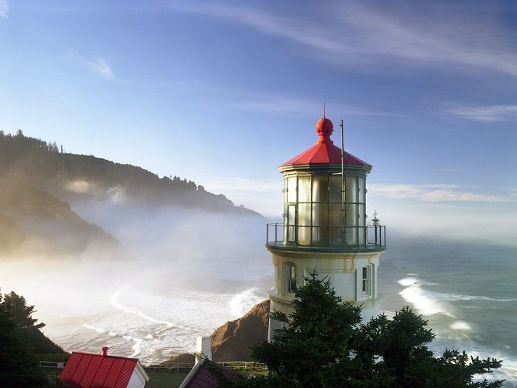 Don't worry: You won't be asked to steer ships away from the rocks at night. Enjoy an overnight stay at a lighthouse in Maine, New York, Oregon, or Washington.